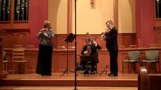 Kummer Trio Op. 81 Menuetto at Cedar Rapids  6-5-10
