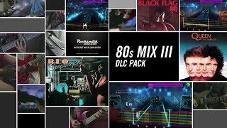 80s Mix III - Rocksmith 2014 Edition Remastered DLC