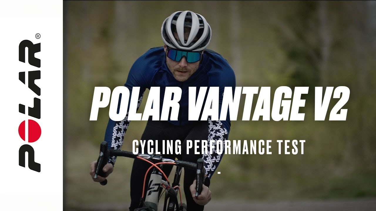 Polar Vantage V2 | Cycling performance test