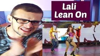 LALI - LEAN ON ( MAJOR LAZER COVER ) LIVE REACTION