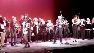 Carlos Núñez Live Concert Victoria BC April 6, 2017