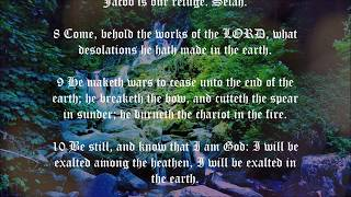 Psalm 46 King James Bible Richard Thomas HD