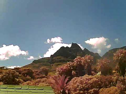 Timelapse Video – Table Mountain – 05/11/2010