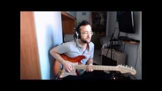Another brick in the wall(solo)-Pink Floyd[cover by Raffaele Cocozza]