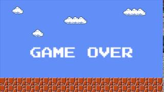[Super Mario Bros] Game Over Sound Effect [Free Ringtone Download]