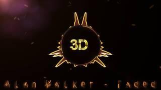 Alan Walker - Faded (3D Release) width=