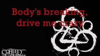 Coheed and Cambria-Here We Are Juggernaut + lyrics