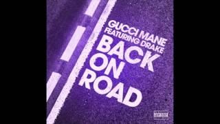 Gucci Mane ft. Drake - Back On Road (Screwed)