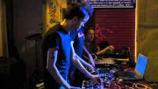 Barcelona 82 & Solar - Nightcall (Kavinsky cover) live  tribute to Drive