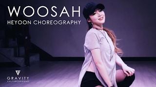 Woosah (ft. Juicy J, Twista) -  Jeremih | HEYOON CHOREOGRAPHY | GRVTZN