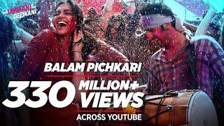 Balam Pichkari Full Song Video Yeh Jawaani Hai Deewani | Ranbir Kapoor, Deepika Padukone width=