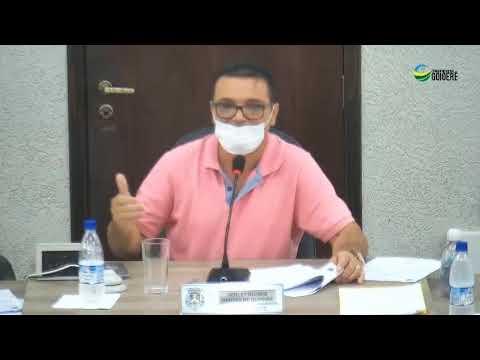 Vídeo - Câmara Municipal de Goioerê aprova projetos do executivo em sessões extraordinárias