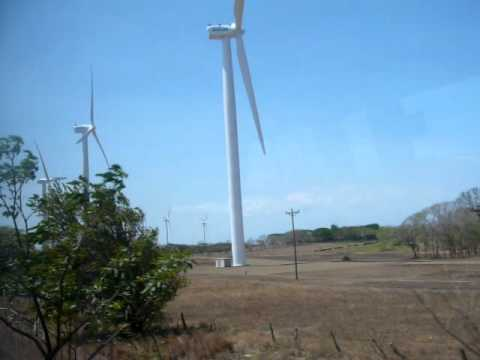 Nicaragua – Viaje hacia Managua