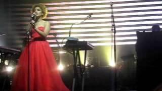 Massive Attack -Teardrop Live in Oslo 2009