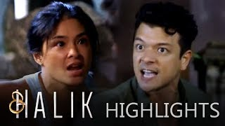 Lino drags Jade out of the house   Halik