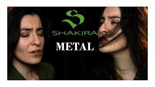 SHAKIRA - Objection Tango (Poperatic rock cover ENG | ES)