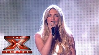 Louisa Johnson covers I Believe I Can Fly | The Final | The X Factor 2015