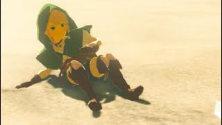 Linkle Gets Kicked Out Of Gerudo Town