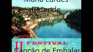 3. Maria Lurdes Resende - Canção de Embalar (II F.C.P. 1960) - 3 de 4
