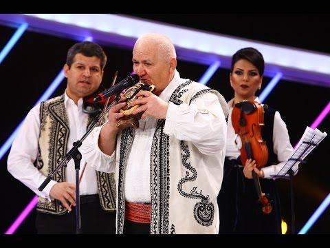 Profesorul Ștefan Popescu cântă la ciomag la Next Star
