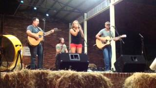 Rachel Holder with WOKK in Meridian, MS! Country Showdown Special Guest