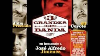 El Hijo Del Pueblo - Valentin Elizalde, Julio Preciado, El Coyote y Jose Alfredo Jimenez