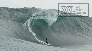 Phil Read at the Right - 2015 Billabong Ride of the Year Entry - XXL Big Wave Awards