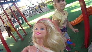 Barbie Super Princesa Spiderman Homem Aranha Flynn Rider Rapunzel  Filme Tangled  Toys Juguetes Kids
