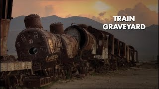 Train Graveyard - Bolivia