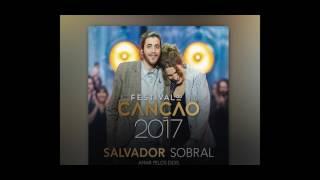 Salvador Sobral - Amar Pelos Dois (Original Estúdio) Audio Hi-Fi 320