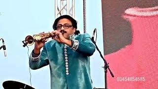 Mere Rashke Qamar | Instrumental | Ustad Rashid Ali Khan