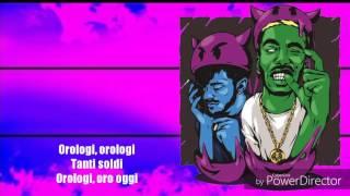 Sfera Ebbasta - Orologi (Prod.Charlie Charles) VIDEO PRESO DA RAP TXT