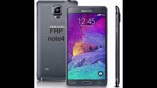 Cómo eliminar cuenta Samsung a note 4 con Android 6.0.1