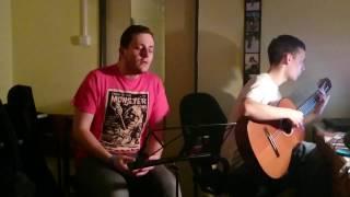Amar pelos dois (Salvador Sobral) - cover by Honza and Mark