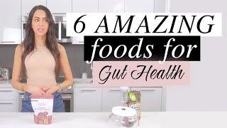 Gut Health:  Six Amazing Super Foods For Gut Health | Dr Mona Vand