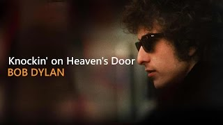 Knocking On Heaven's Door - Bob Dylan - Lyrics/บรรยายไทย