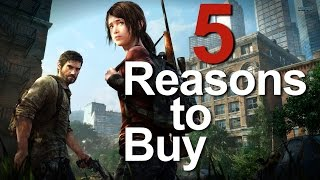 5 Reasons to Buy The Last of Us Remastered Playstation 4 (PS4)