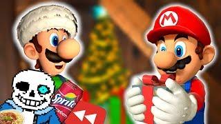 Mario's Christmas Gift