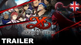 Video: Ys IX: Monstrum Nox Gets A Mystery-Filled Story Trailer