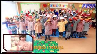 """""""Hino da Fruta 2012/2013"""" - """"Polo Escolar de Rossas"""" - """"Aveiro"""""""