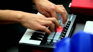 Novation // Launchkey Mini Performance, ft. KillTheRobot
