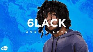 "(Free) 6LACK x Chris Brown Type beat | Wavy R&B RnBass Instrumental ""Zodiac Love"" | 8 Bars Beats"