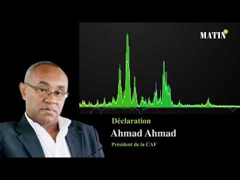 Video : L'Afrique au Mondial : Ahmad Ahmad dresse un bilan «maigre et inquiétant»