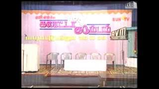 Function: Galatta Kudumbam I Tamil TV Serial - AVM Productions