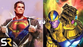 10 DC Heroes Who Can Defeat Thanos