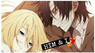 him & i | zack × rachel [AMV] ♡