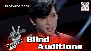 The Voice Teens Philippines Blind Audition: Miko Ruiz - Pusong Ligaw