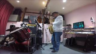 Because You Loved Me Celine Dion Alto Saxophone cover