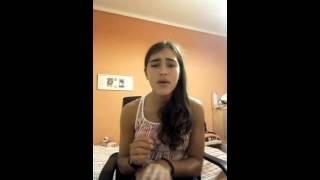 Sara Tavares-chamar a música (cover de Maria Ines)