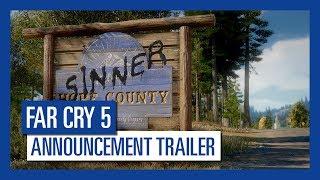 Far Cry 5 - Announcement Trailer